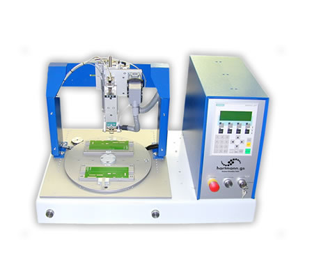 BL40i Rotary Table 1