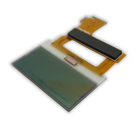 OLED mit Heißsiegel Anwendung