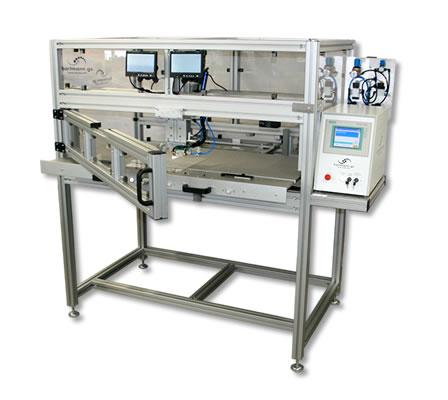 Standard Hei�siegelanlage / Heatseal-System
