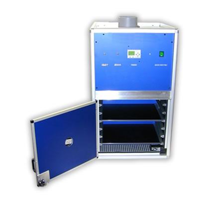 Bestrahlungskammer mit 1000W UV-Strahler