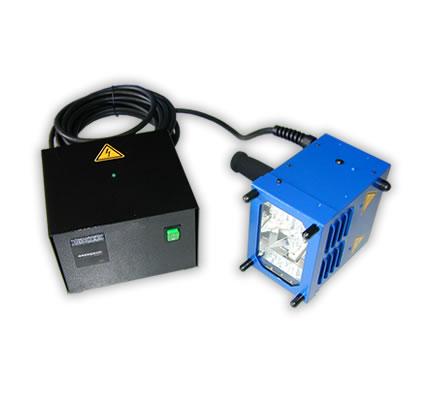UV-Handlampe zur Aushärtung von Klebstoffen