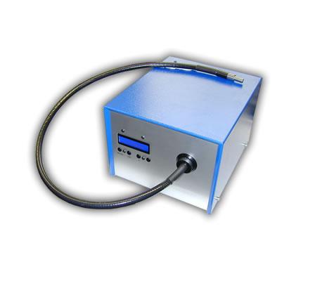 UV-Punktstrahlersystem für den Anschluss eines Lichtleiters